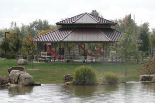 Becky Henry Pavilion - Family Sports Park
