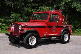 Brush Truck - 4328