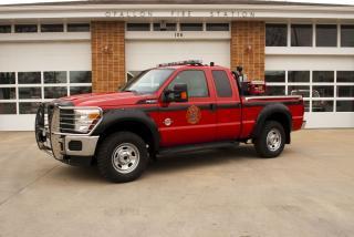 Brush Truck - 4348
