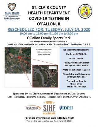 COVID Test Resh